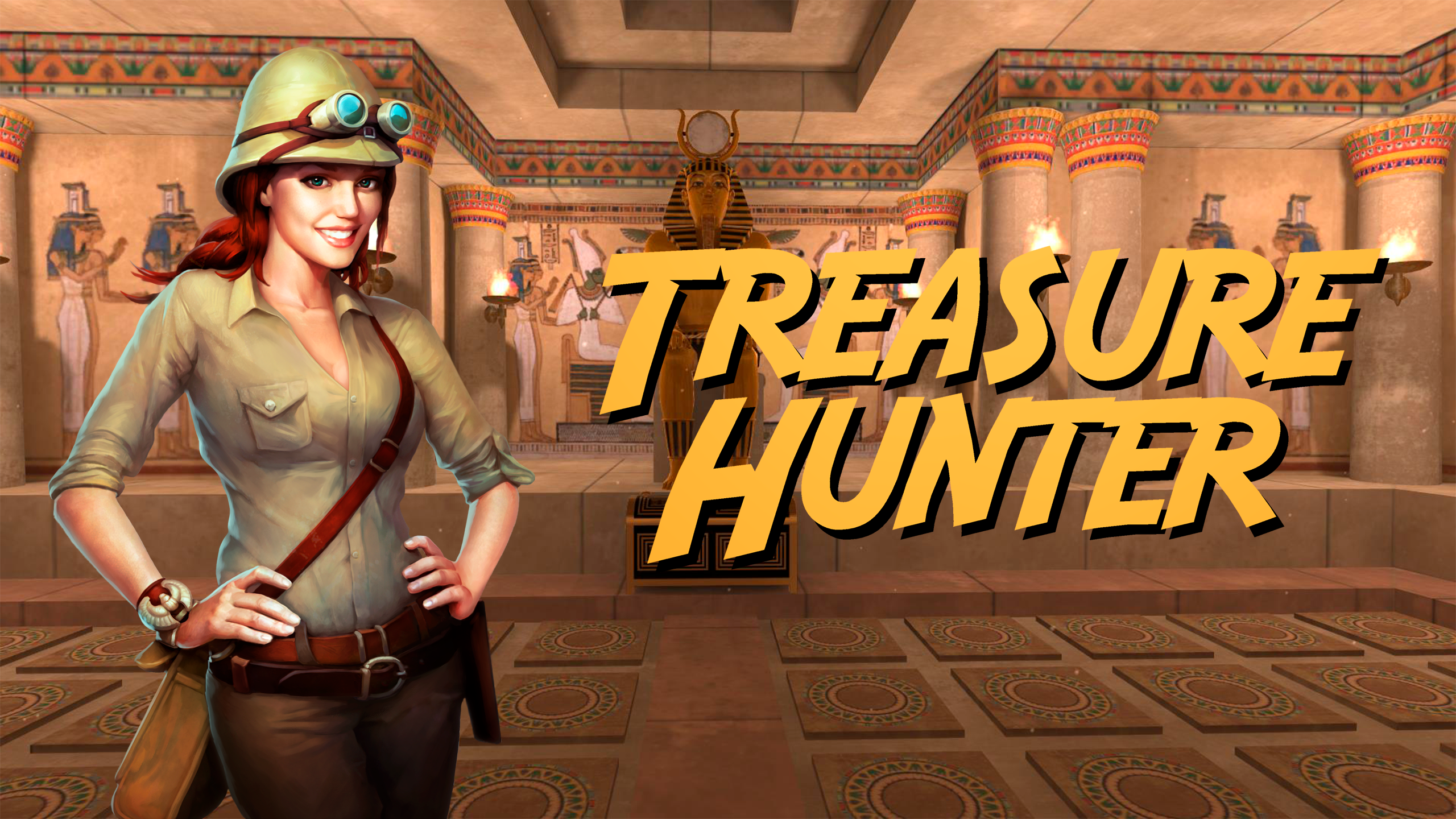 Treasure Hunter VR