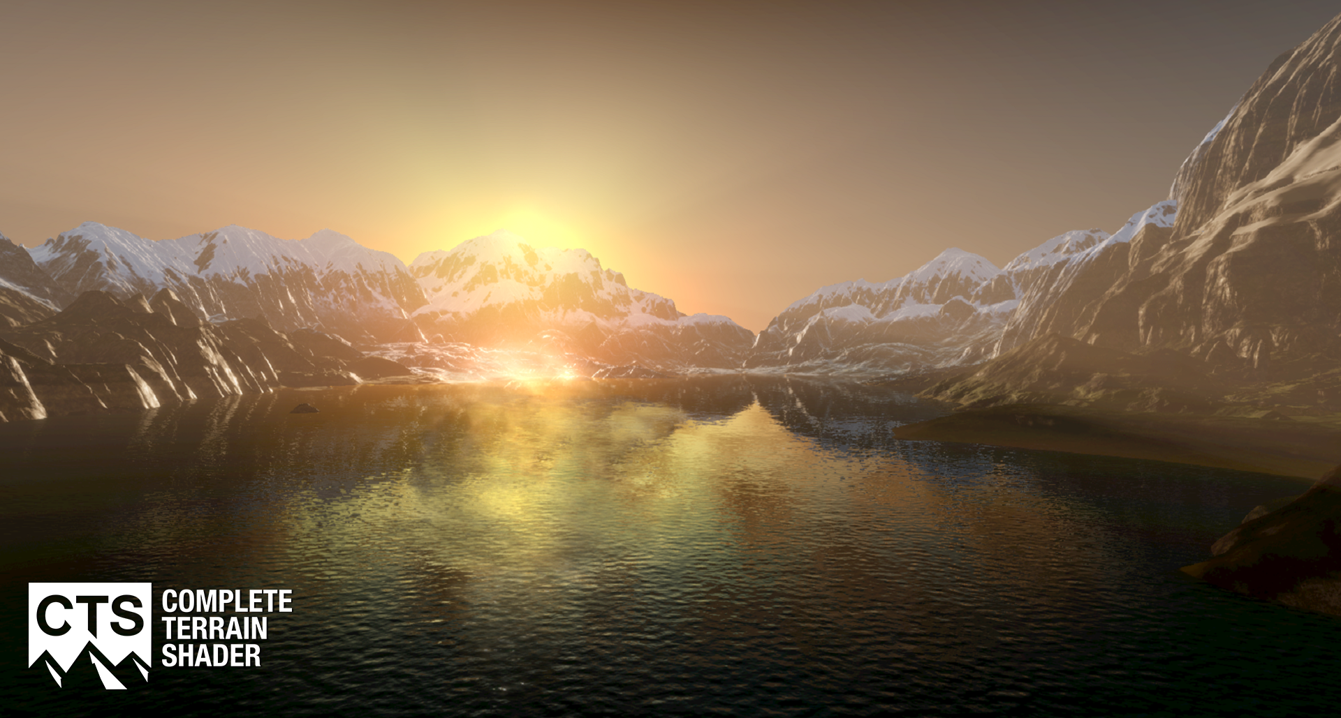 CTS - Complete Terrain Shader