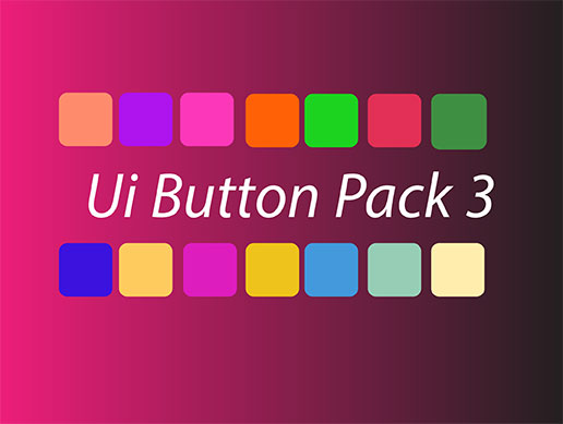 UI button pack 3