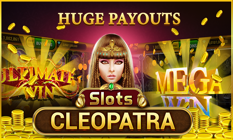 Slots Cleopatra: Slots free