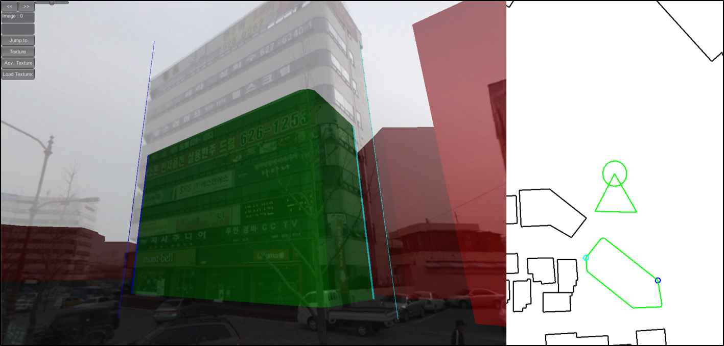 3D City Modeling from Street View and Digital Map