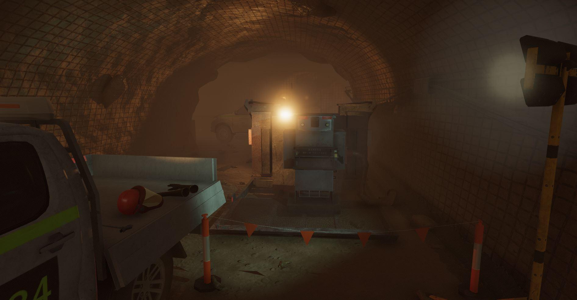 Underground Mine Environment