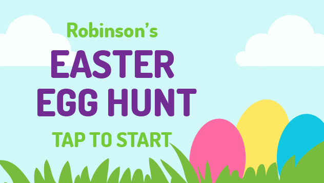 Easter Egg hunt AR
