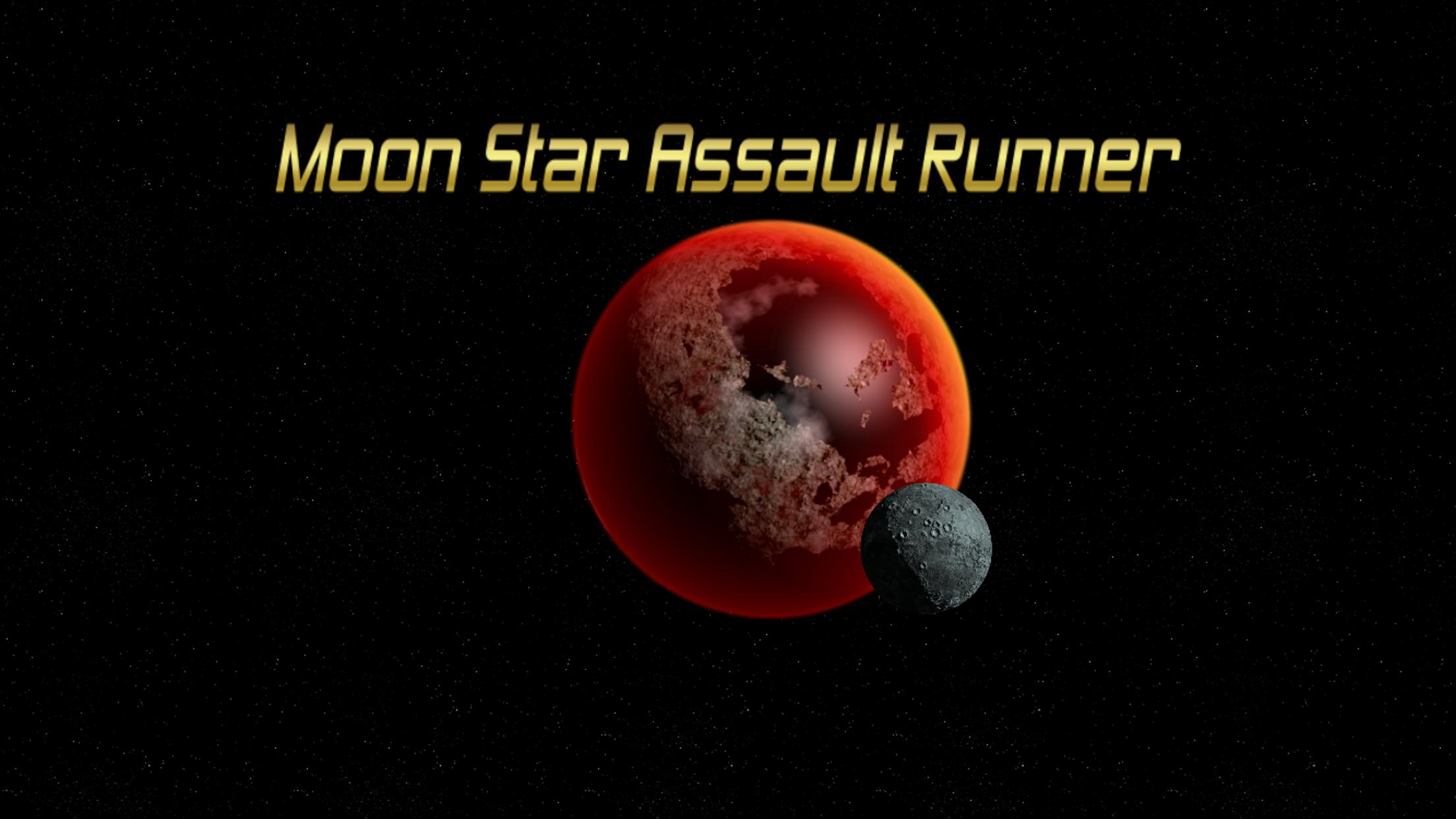 MoonStar Assault Runner