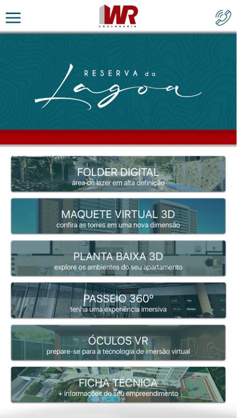 Reserva da Lagoa VR/AR