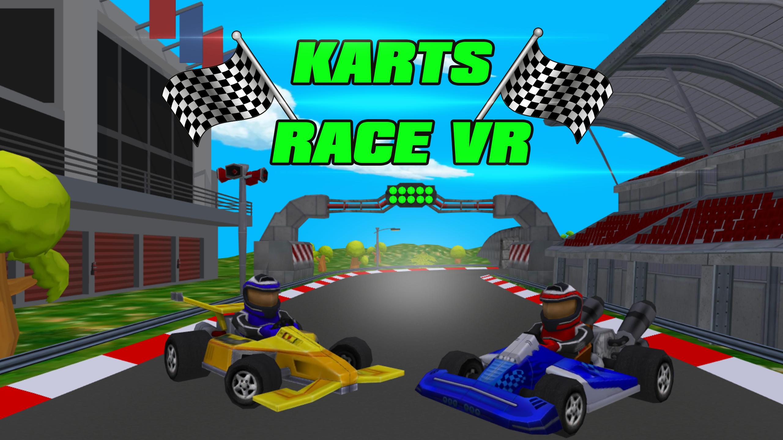 KARTS RACE VR