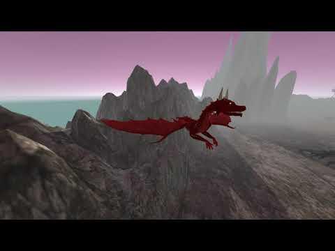 Animated Dragon Set