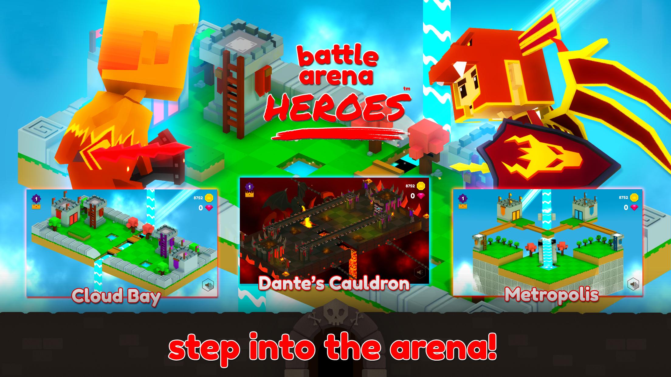 Battle Arena Heroes™