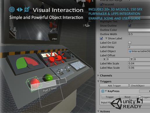 Visual Interaction
