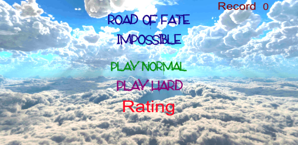 Road of Fate - Impossible