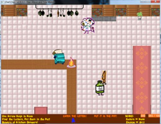 Lamprey Game Engine