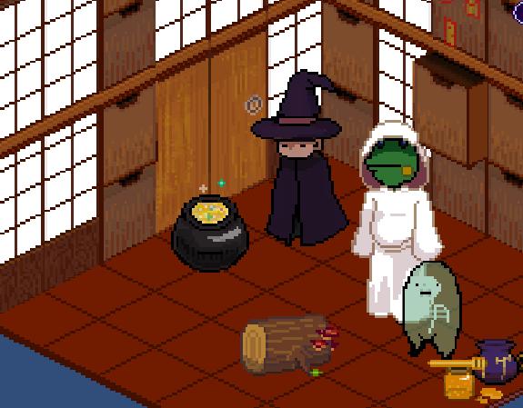 Little Witch Hut