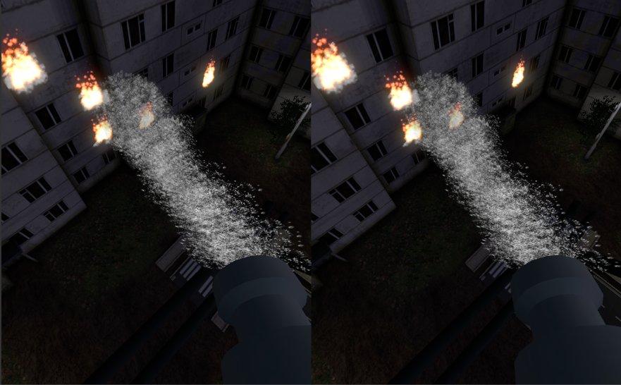 Extinguish VR