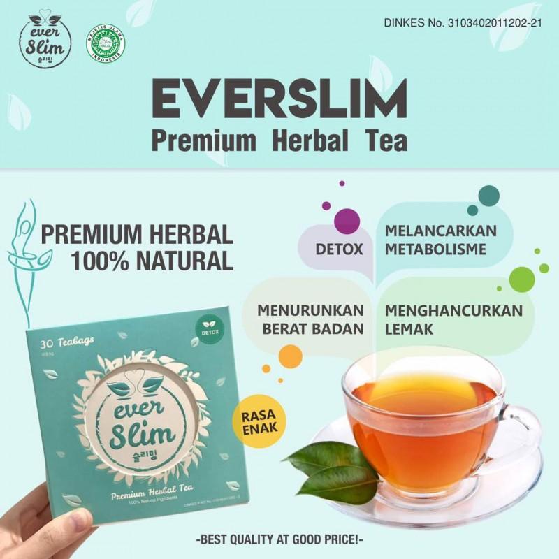 Minuman Pelangsing Herbal