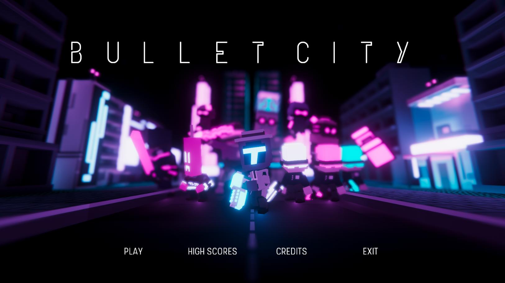 Bullet City