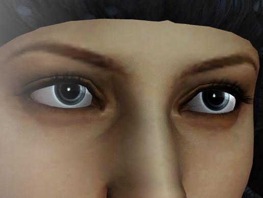 Realistic Eye Movements