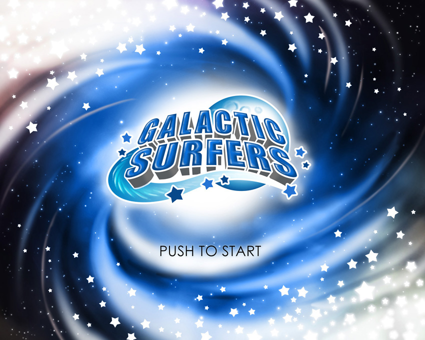 Galactic Surfers