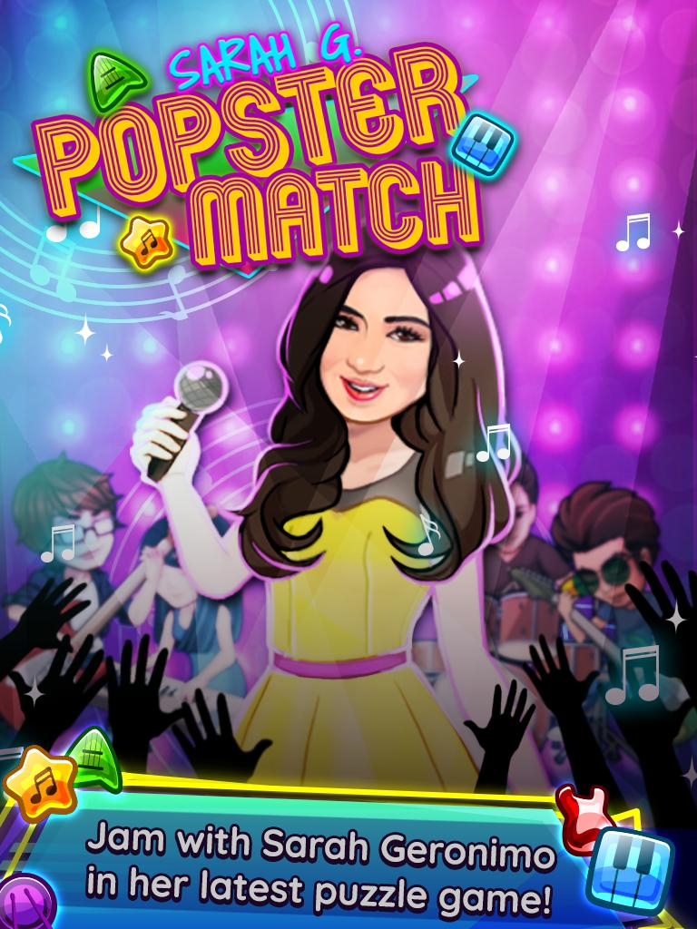 Sarah G Popster Match