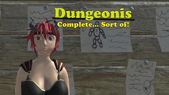 Dungeonis Released!