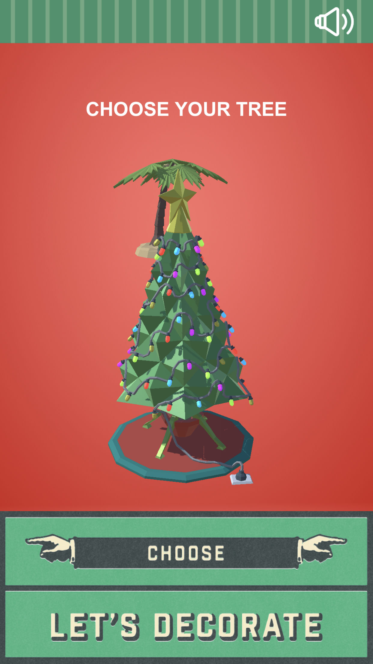 AR Holiday Tree Decorator