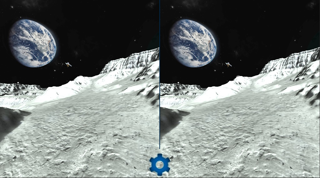 MoonWalk VR Demo