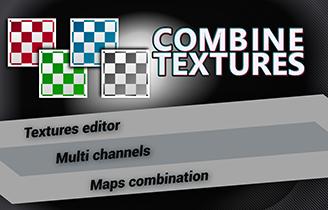 Asset Store - Texture Combiner