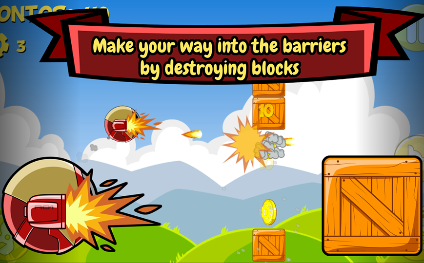 Wreck the Blocks (Android)