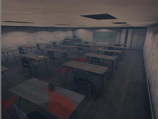 Horror Class Room