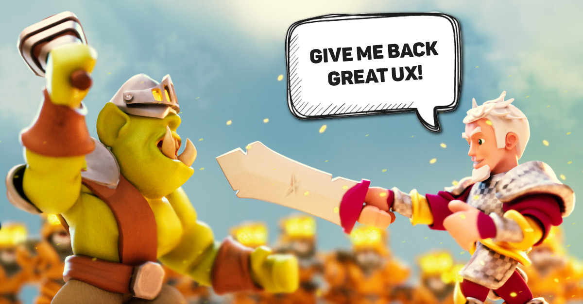 UX in Clash Royale - Part 1