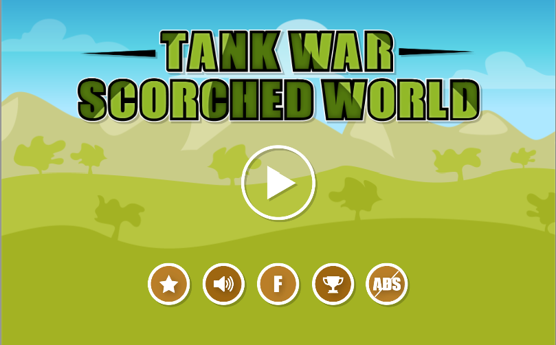Tank War Scorched World