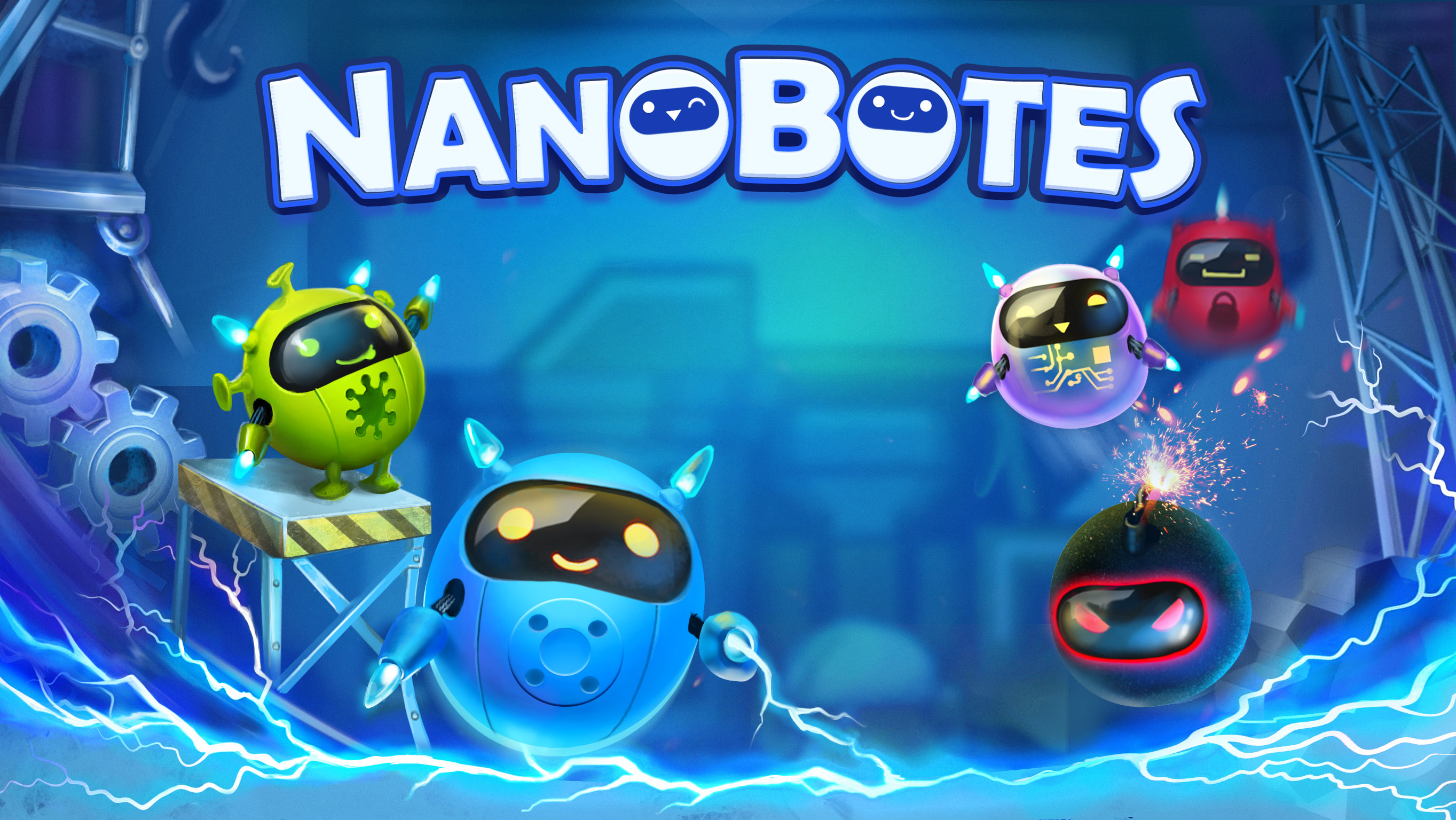 Nanobots beta