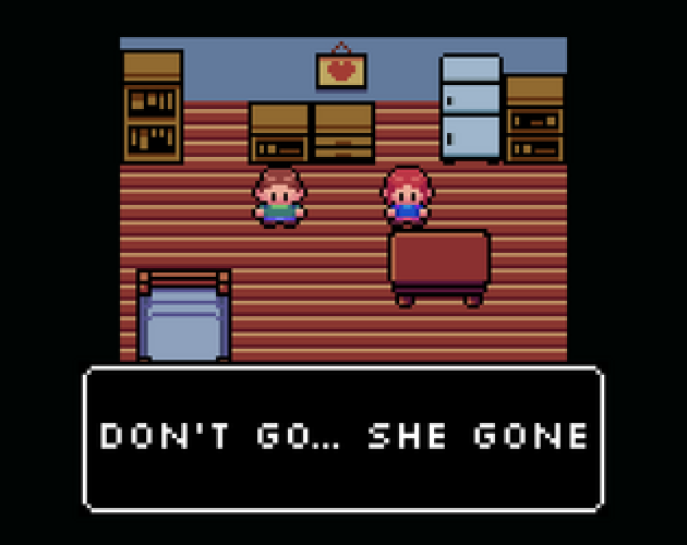 Don't Go... She Gone