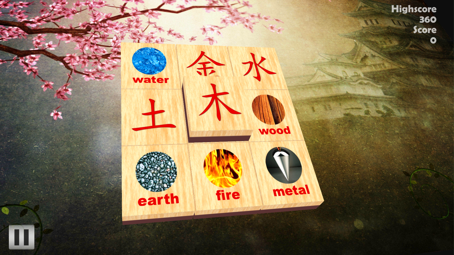 Language Mahjong
