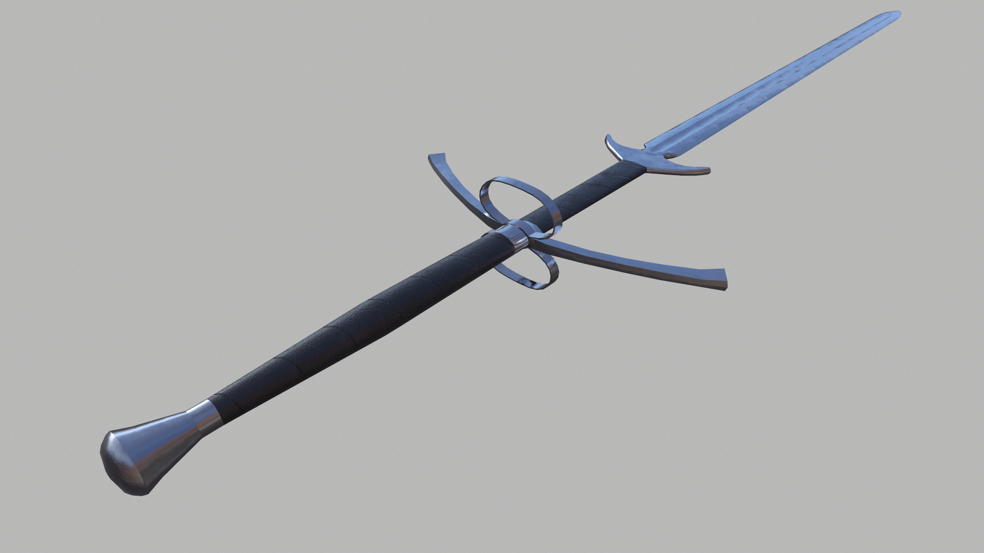 Espadon, two-handed sword