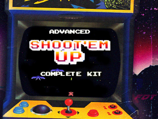 Advanced ShMUp Complete Kit