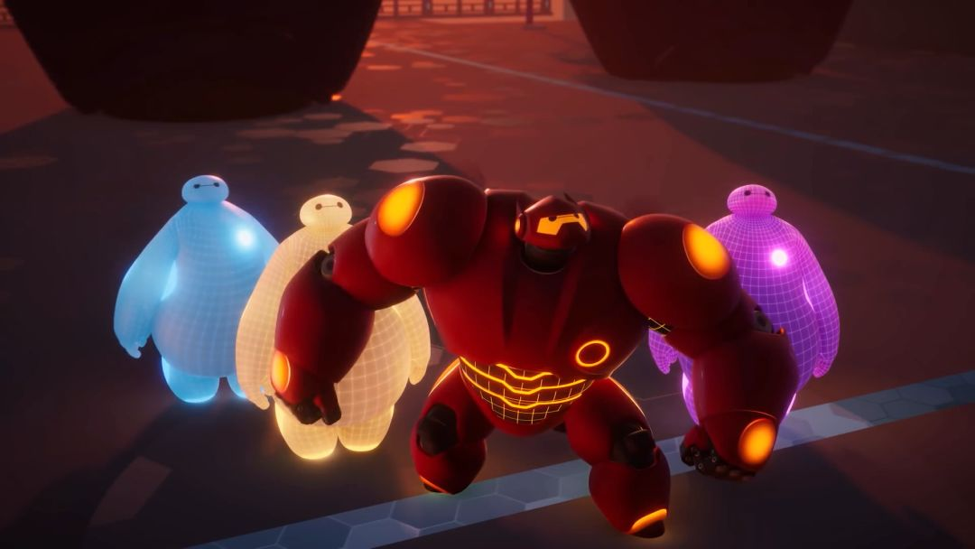 迪士尼与Unity合作动画系列短片《大白的梦》