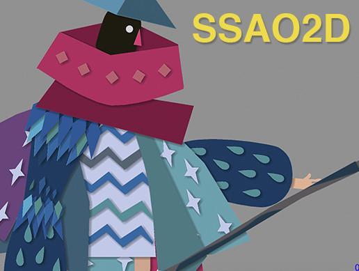 SSAO 2D
