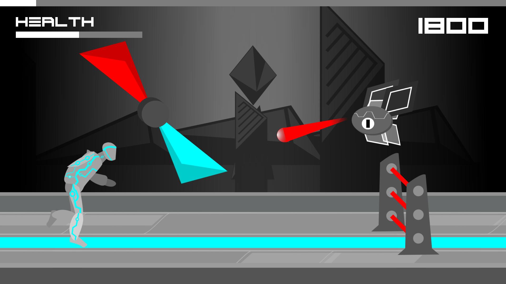 Color Runner Game Screenshots