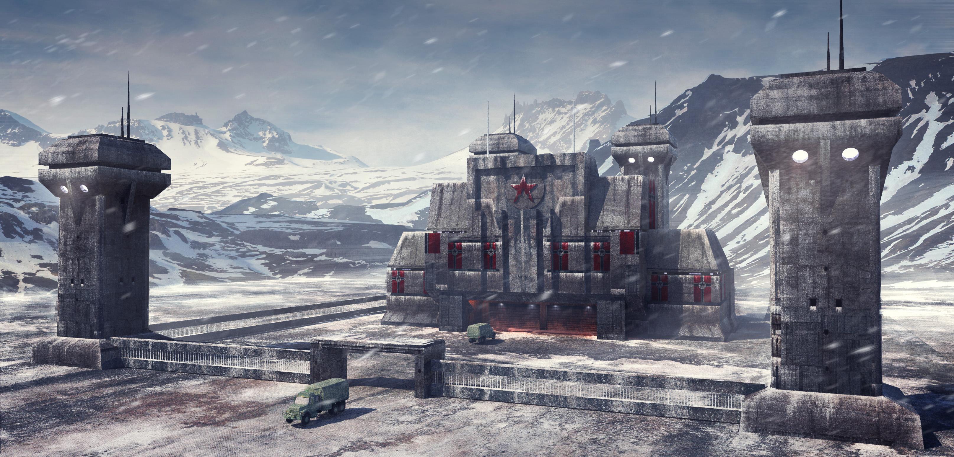 Brutalist Base