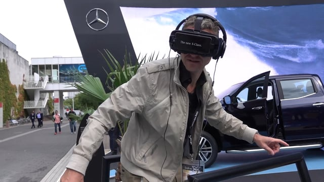 X-Class VR Experience