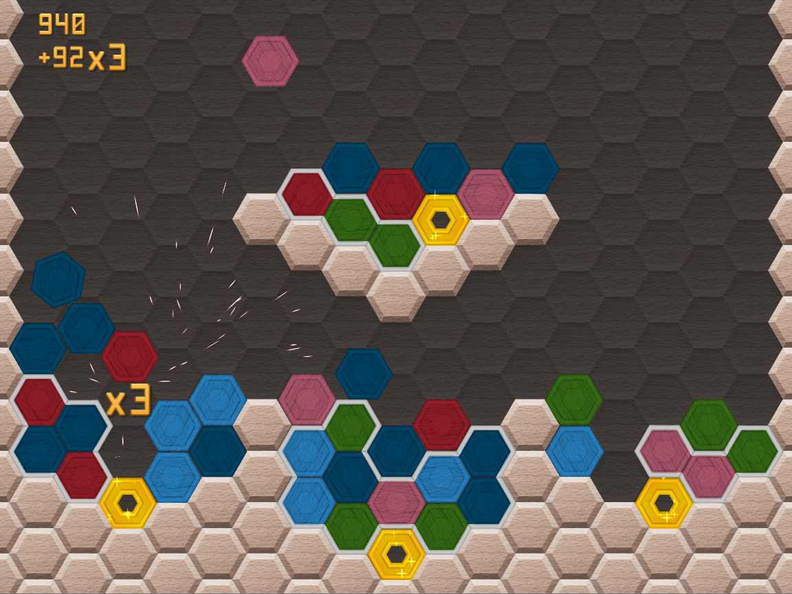 Hexagon Avalanche