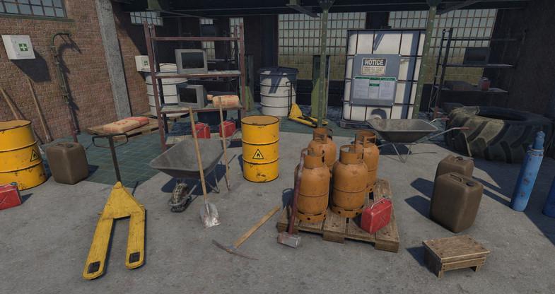 Industrial Props PBR