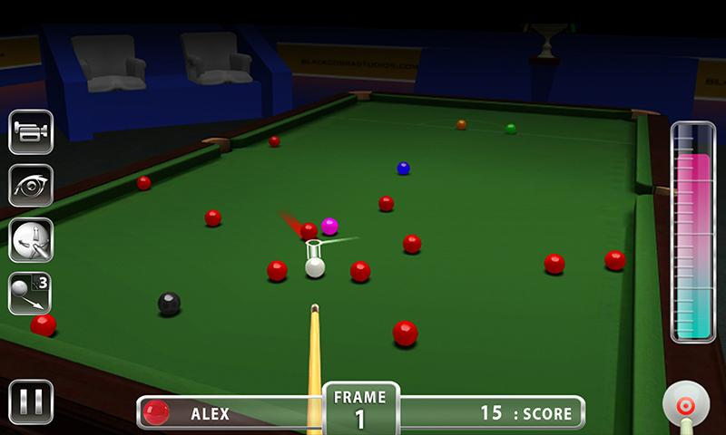 Snooker Knockout Tournament