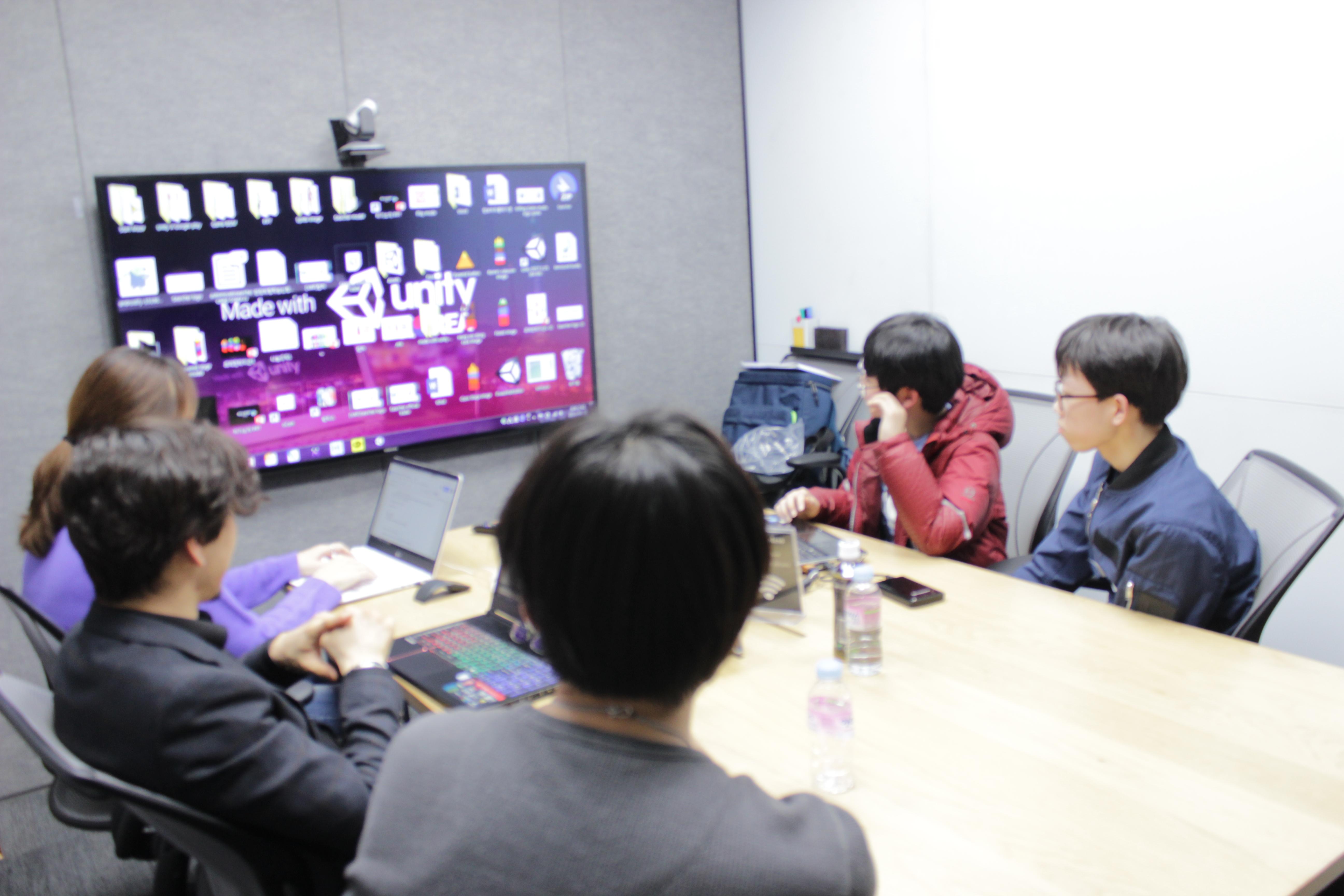 Unity Korea X Trifling Gamestudio