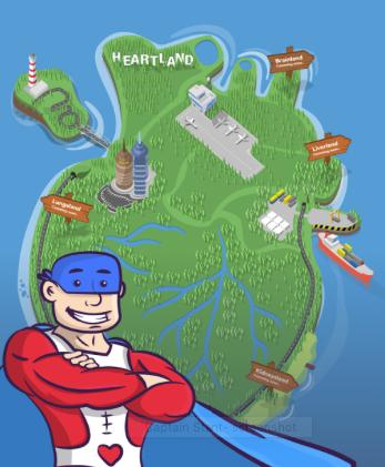 Captain Stent - mobile edu game