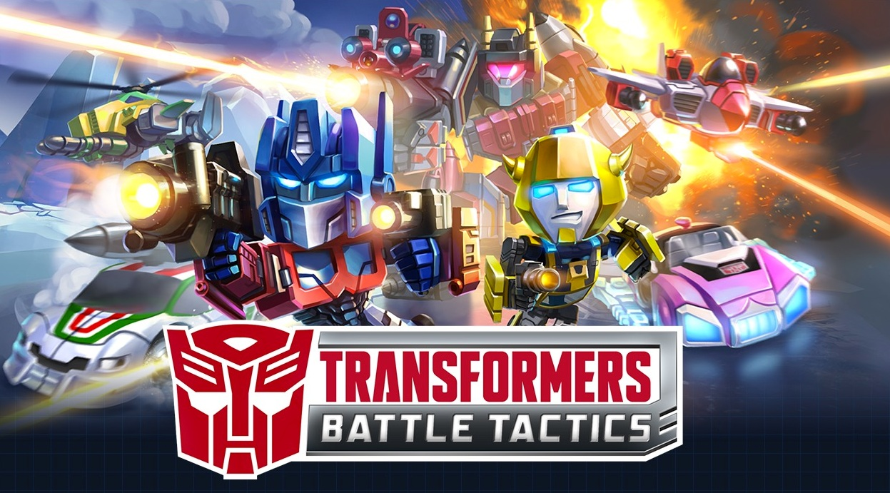 Transformers - Battle Tactics