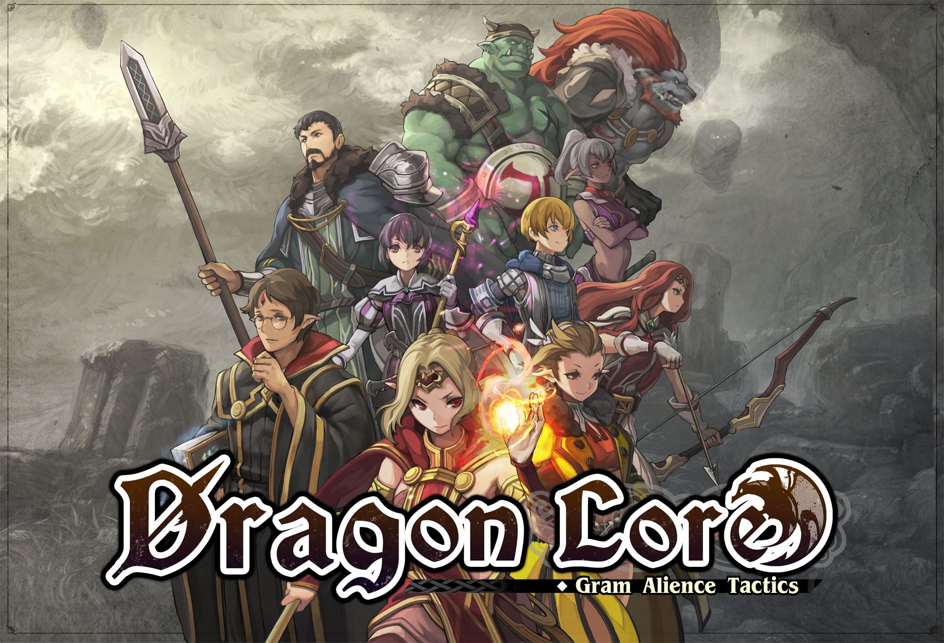 [MWU Korea '18] Dragon Lore / Madcat Games