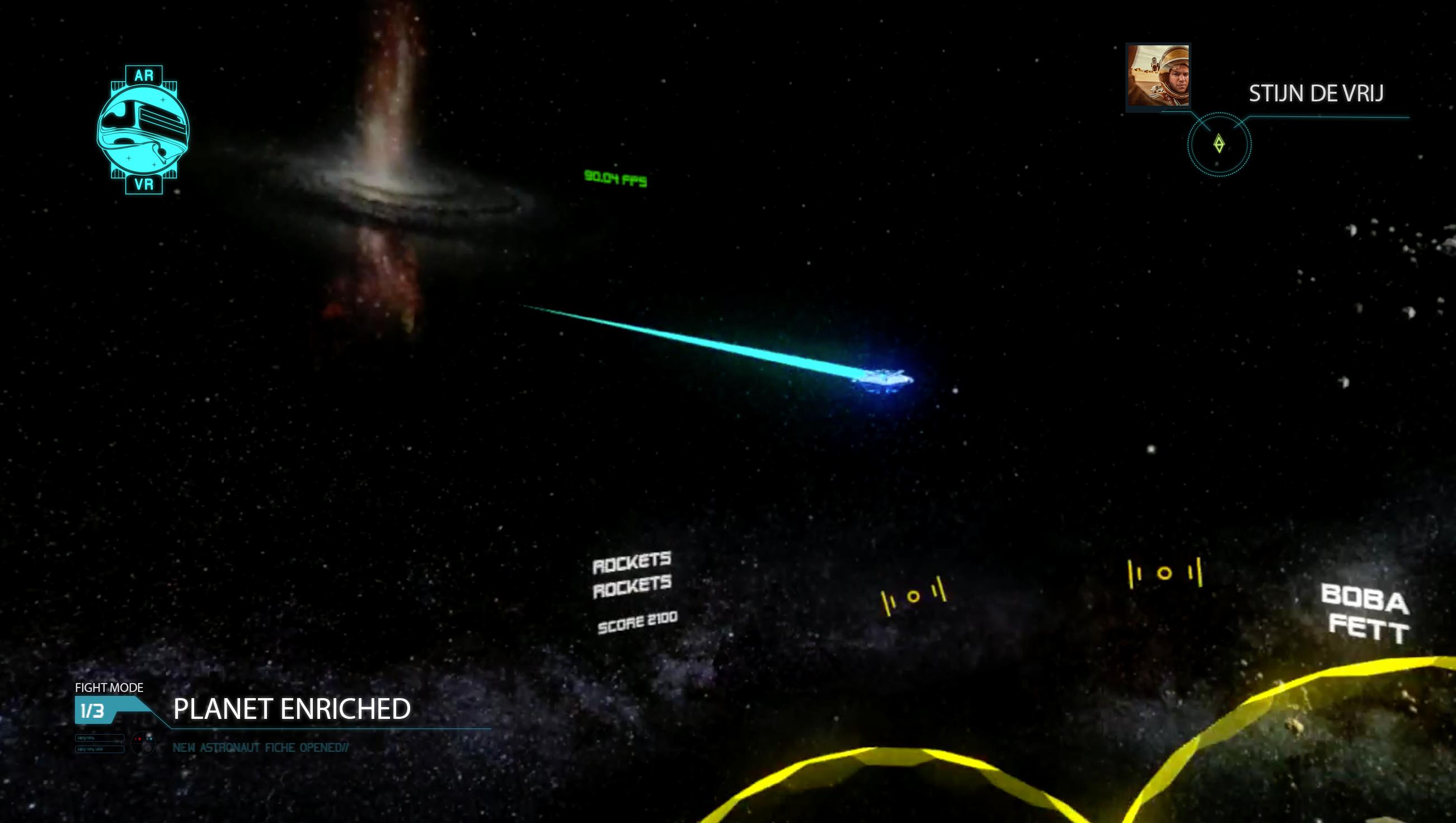 Supernova - Galaxy Shooter