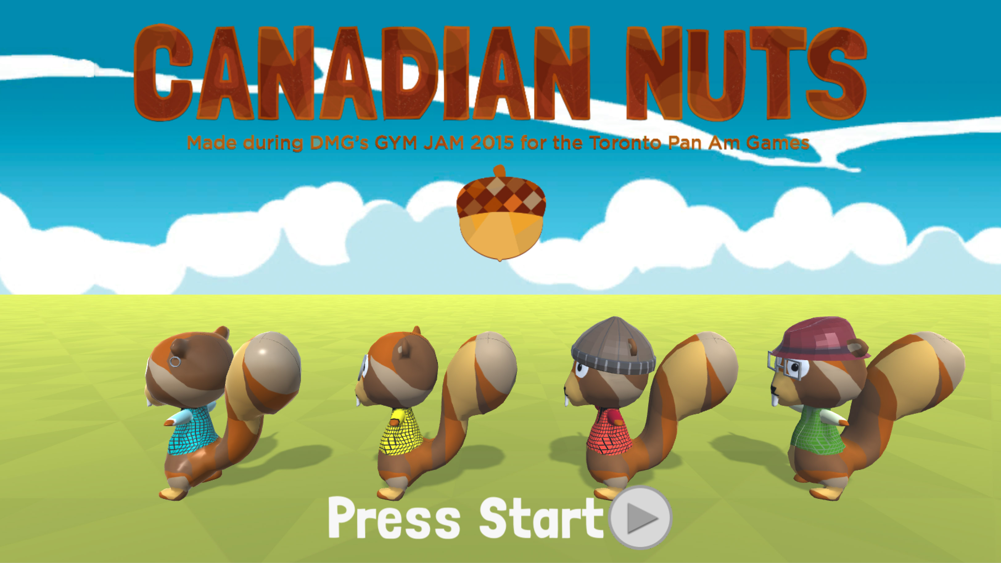 Canadian Nuts
