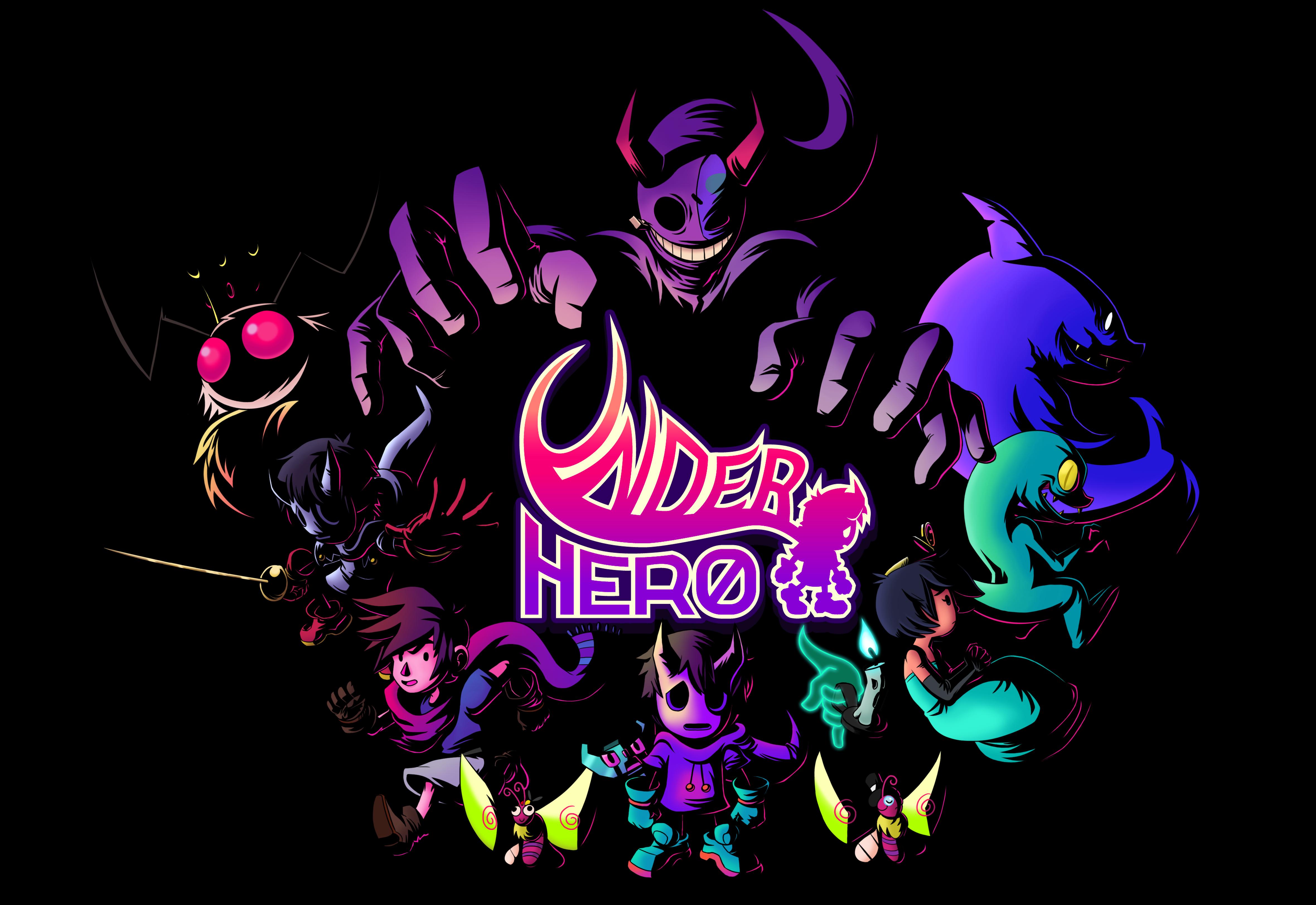 In Development - Underhero